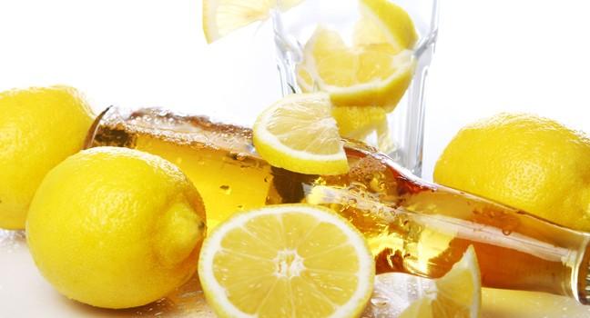 Panaché bière et limonade