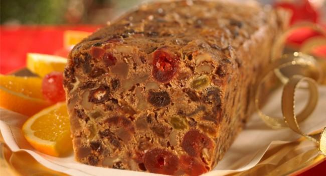 Le gâteau aux fruits de Danis Prud'homme
