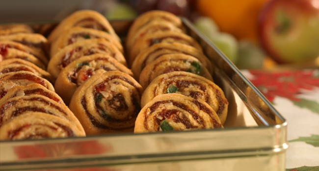 Les biscuits roulés de Lyne Rémillard