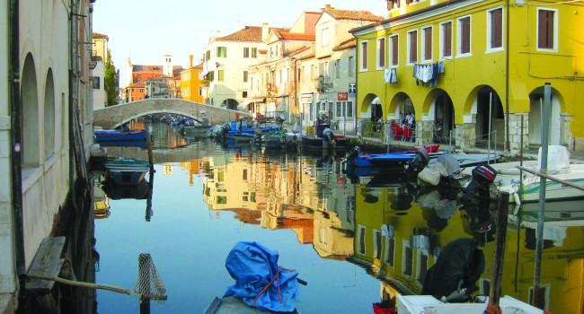 Voir Venise et…  pédaler!