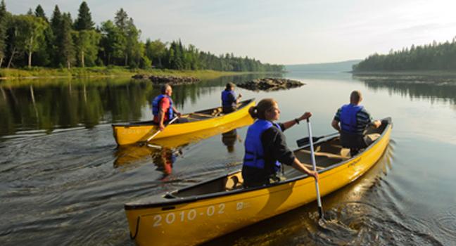 Il était une fois le parc national du Lac-Témiscouata