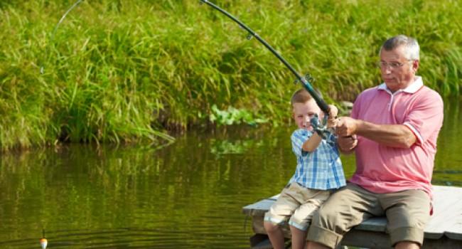 Beau temps pour redécouvrir la pêche