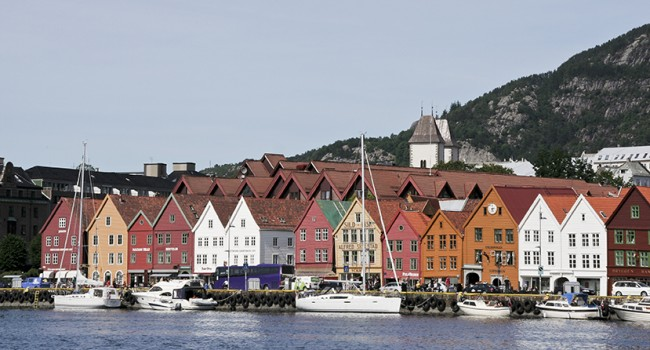 Fascinante Norvège