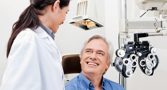 Gardez un œil sur les maladies oculaires liées à l'âge