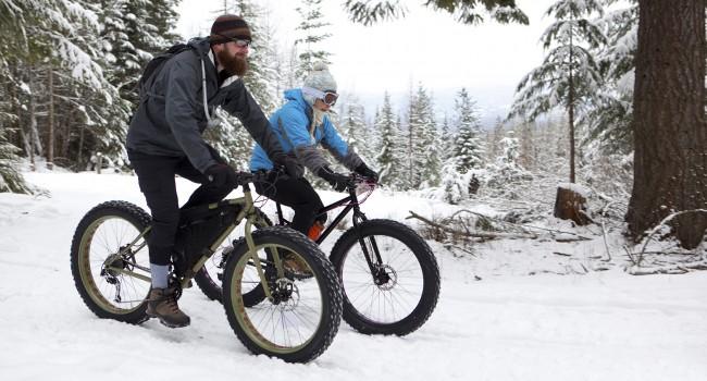 Bécancour: complètement vélo, hiver comme été