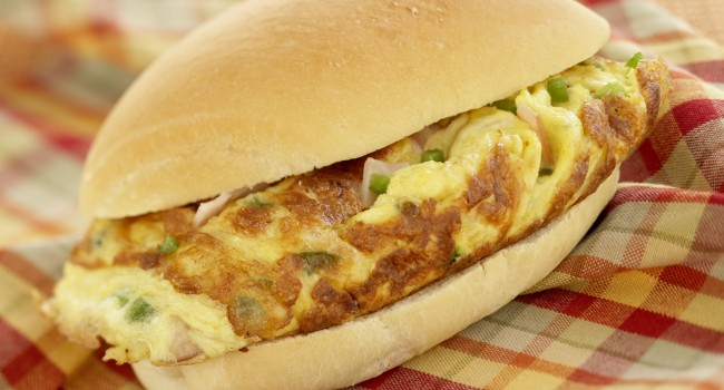 Sandwich western
