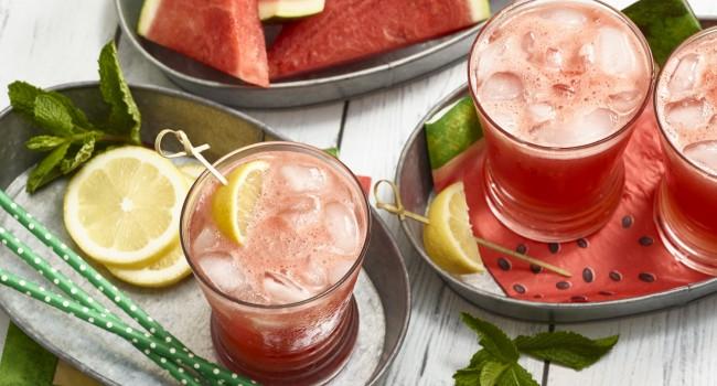 Limonade au melon d'eau