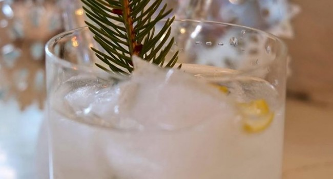Cocktail Neige double