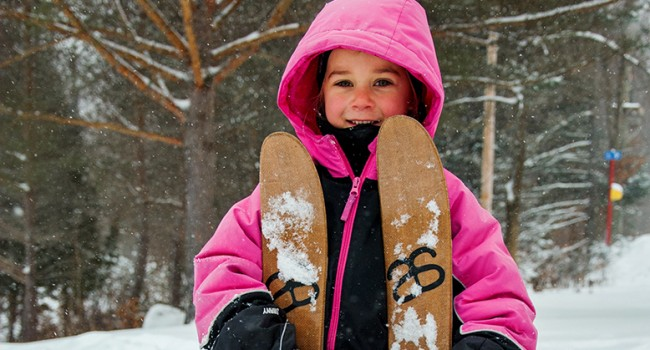 Des vacances familiales 100 % neige