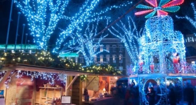 Les marchés de Noël: enchanteurs !