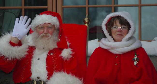 Le père Noël est membre FADOQ !