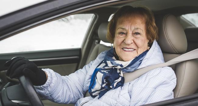 Toujours au volant à 90, 95 ou 100 ans