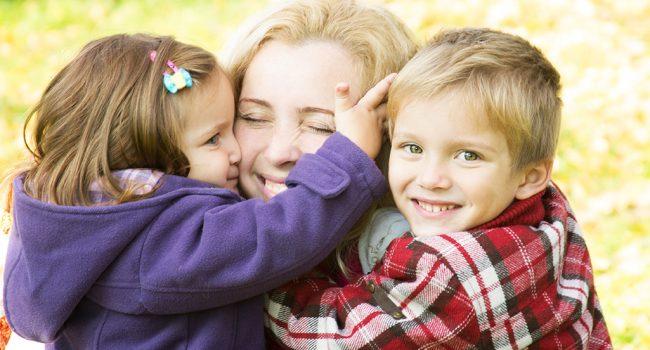 Ces enfants chéris