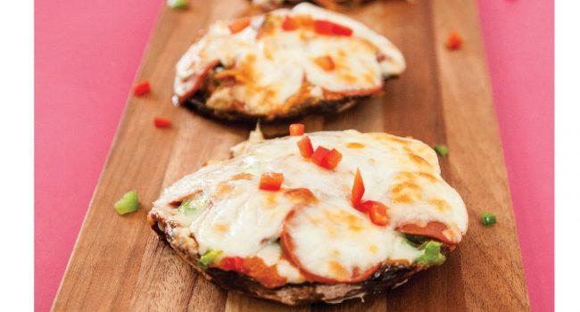 Portobellos pizzapizzas