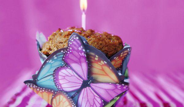 Muffins au miel pour Lili Macaroni