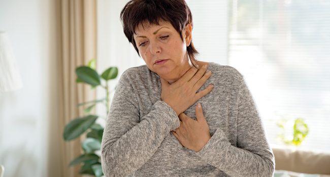 Angine: quand le cœur crie au secours