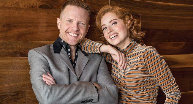Martin et Gabrielle Fontaine : tricotés serrés