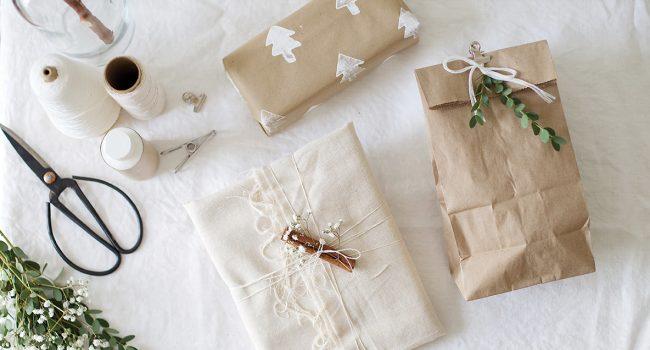 Des emballages écolos