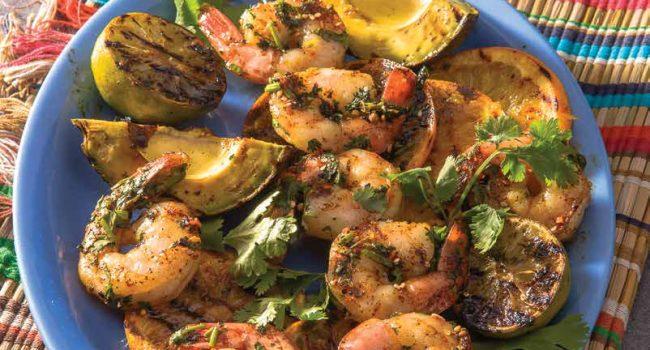 California shrimping